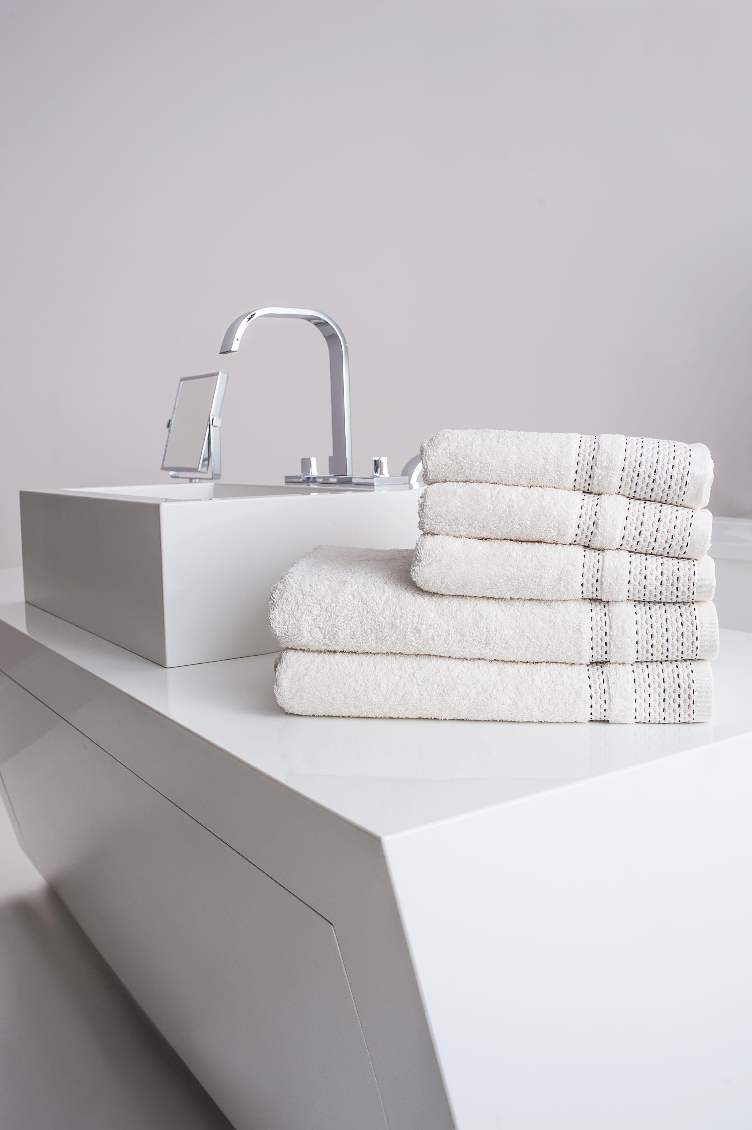 Ręcznik Fiord écru