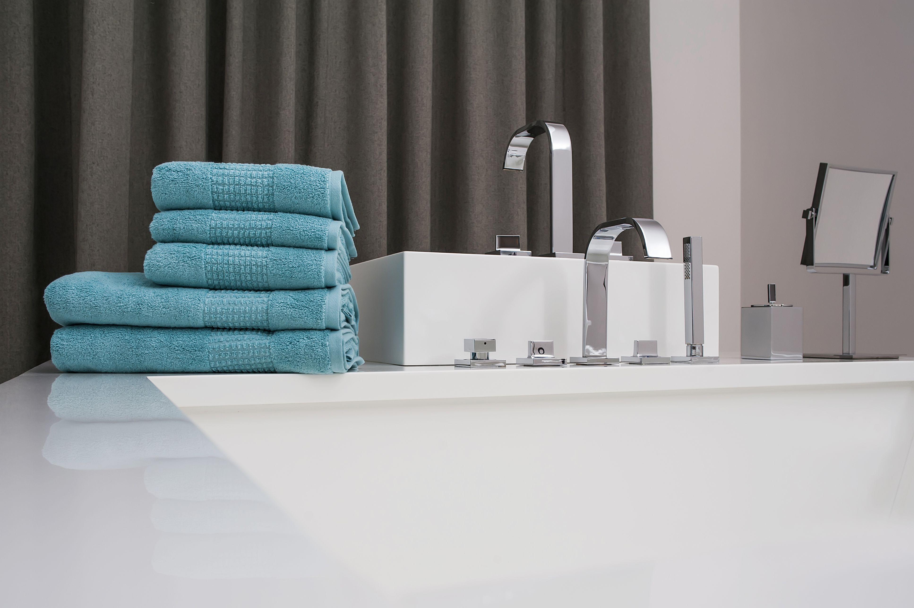 Ręcznik Laguna turkusowy