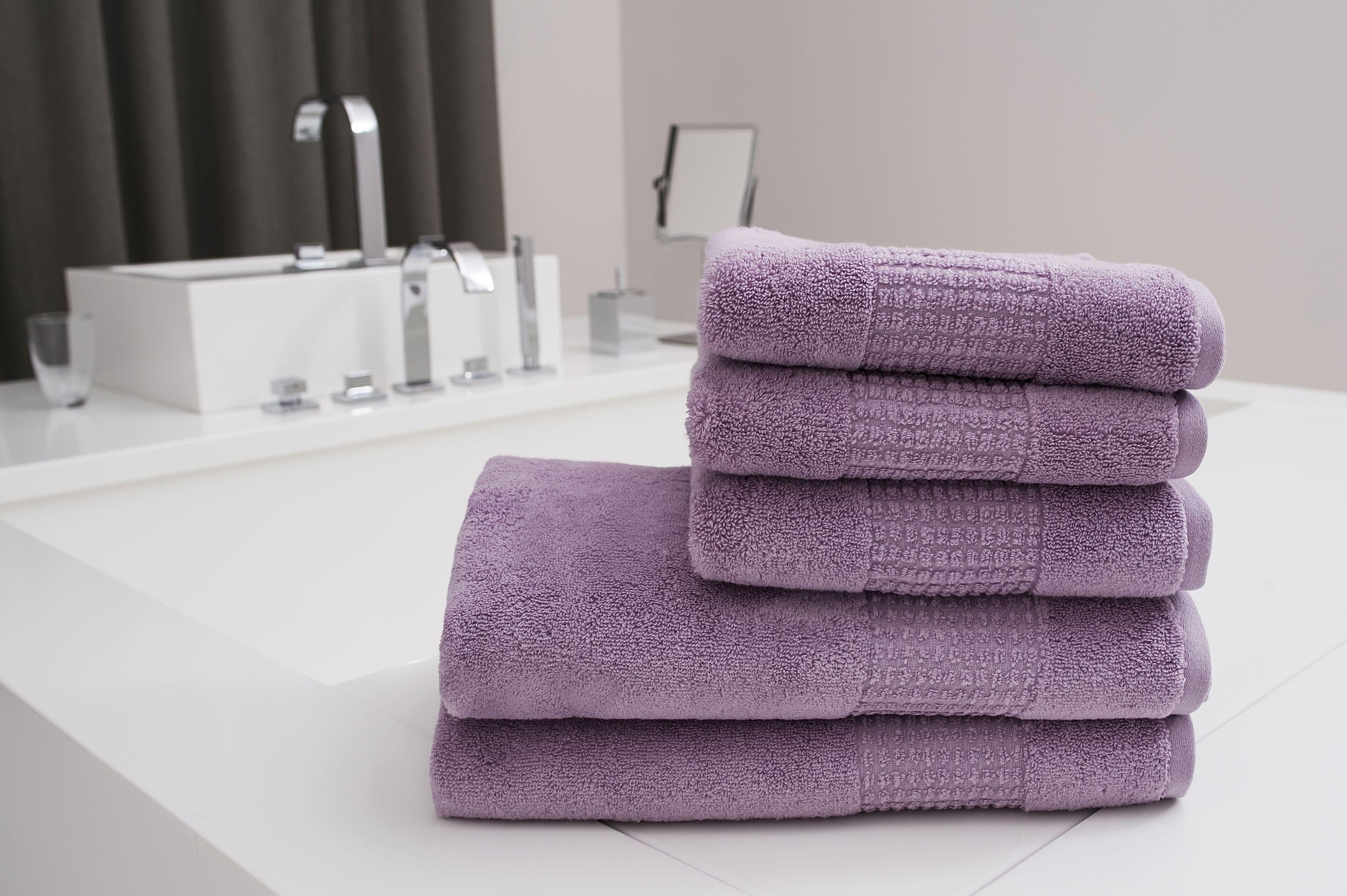 Ręcznik Laguna wrzosowy