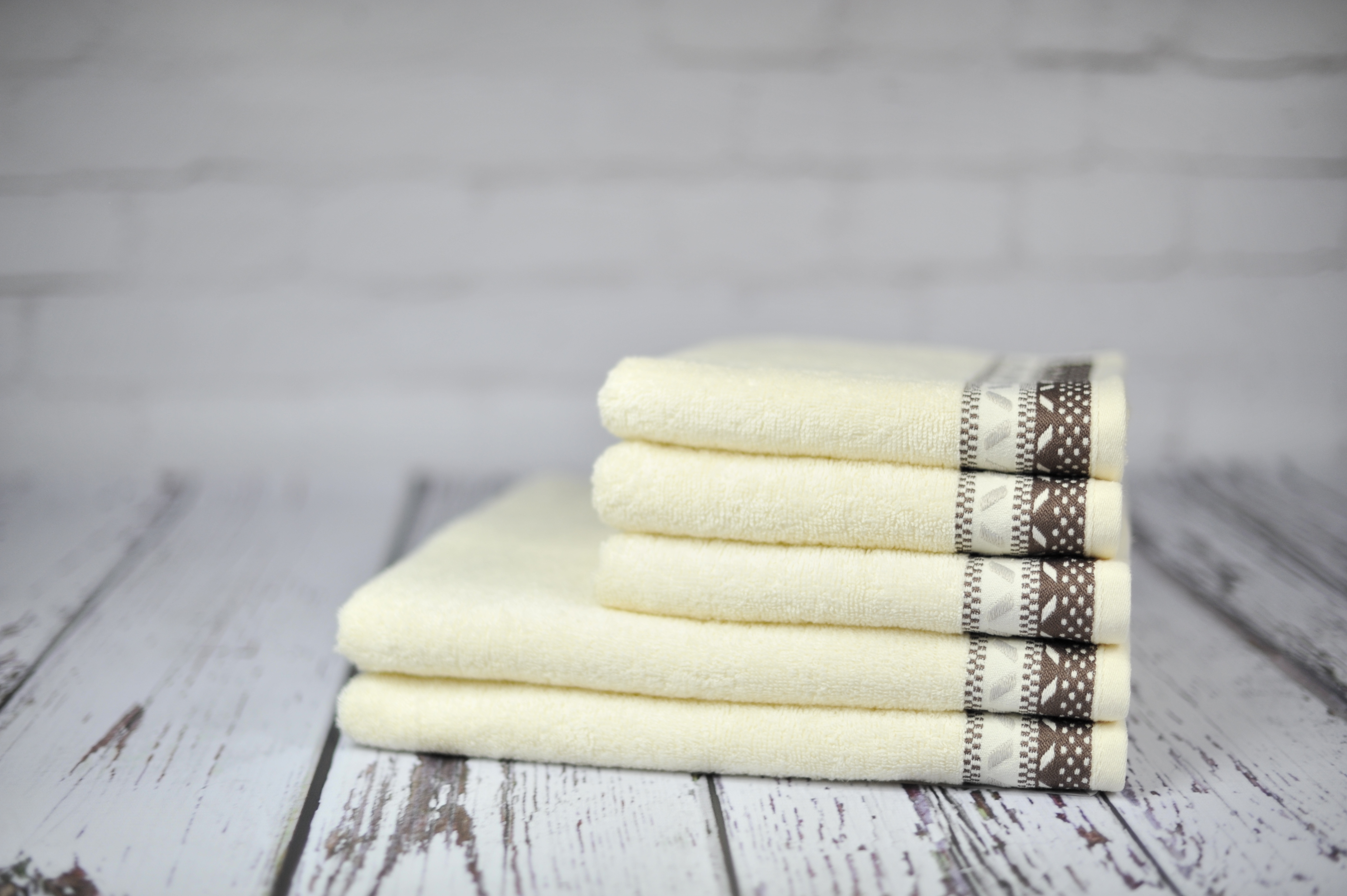 Ręcznik Kwarc kremowy