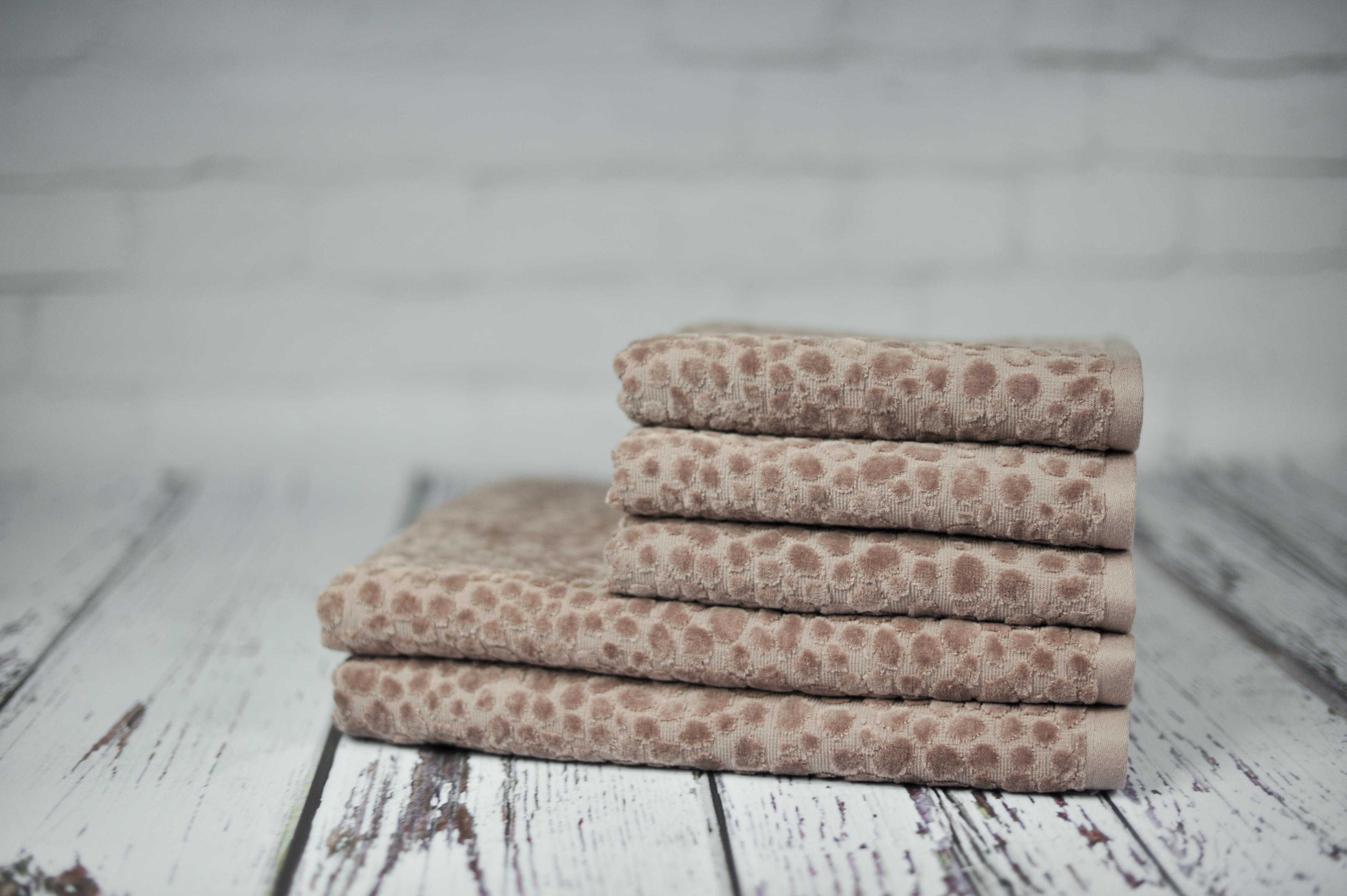 Ręcznik Helena beżowy