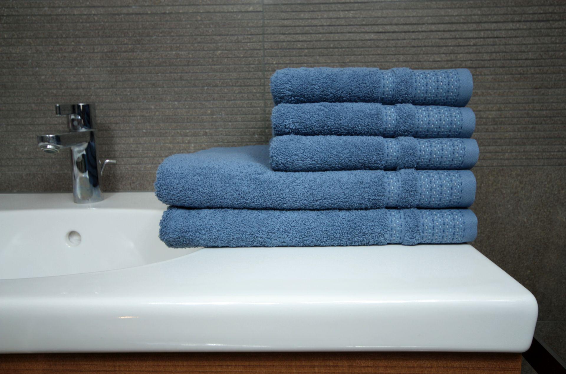 Ręcznik Fiord niebieski