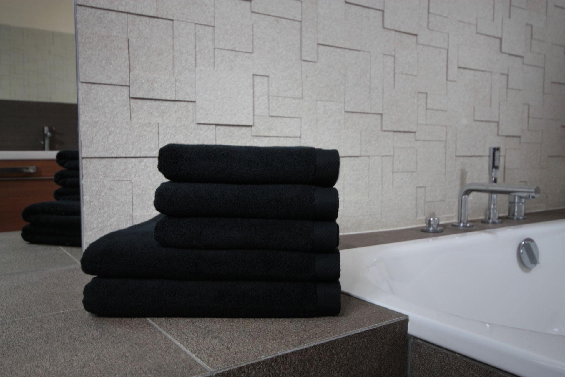 Ręcznik Kameleon czarny