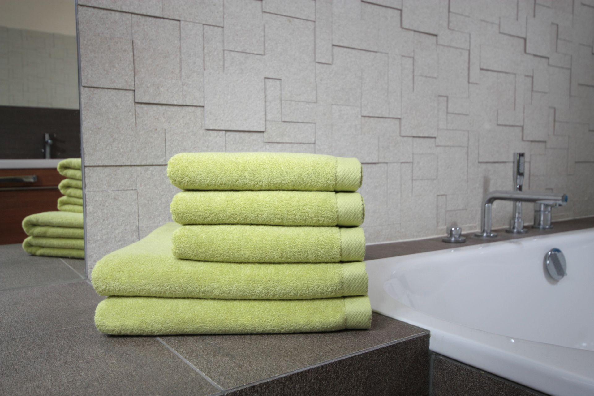 Ręcznik Kameleon zielony