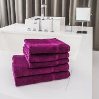Ręcznik Bazyl fuksja