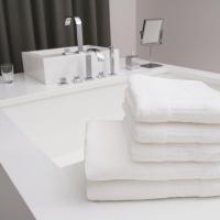 """Ręcznik Laguna """"złamana"""" biel"""