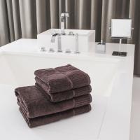 Ręcznik Malwa brązowy