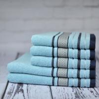Ręcznik Aqua niebieski