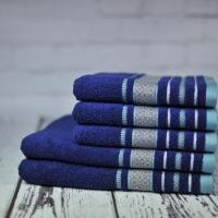 Ręcznik Aqua granatowy
