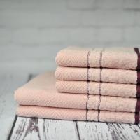 Ręcznik Parys różowy