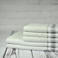 Ręcznik Kwarc jasnoszary