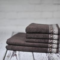 Ręcznik Kwarc brązowy