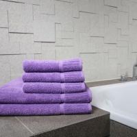 Ręcznik Bazyl fioletowy