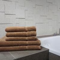 Ręcznik Bazyl orzechowy