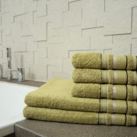 Ręcznik Bruno oliwkowy