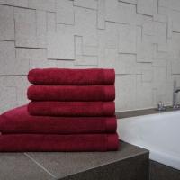Ręcznik Kameleon bordowy