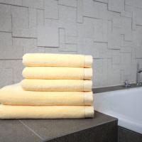 Ręcznik Kameleon żółty