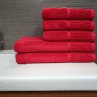 Ręcznik Malwa czerwony