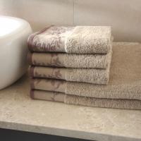 Ręcznik Oliwia beżowy