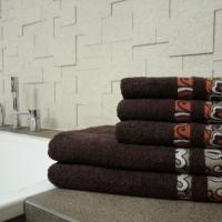 Ręcznik Orange brązowy