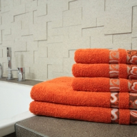Ręcznik Orange pomarańczowy