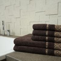 Ręcznik Persia brązowy