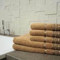 Ręcznik Persia orzechowy