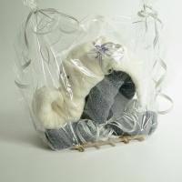 Upominek - słonik z ręczników